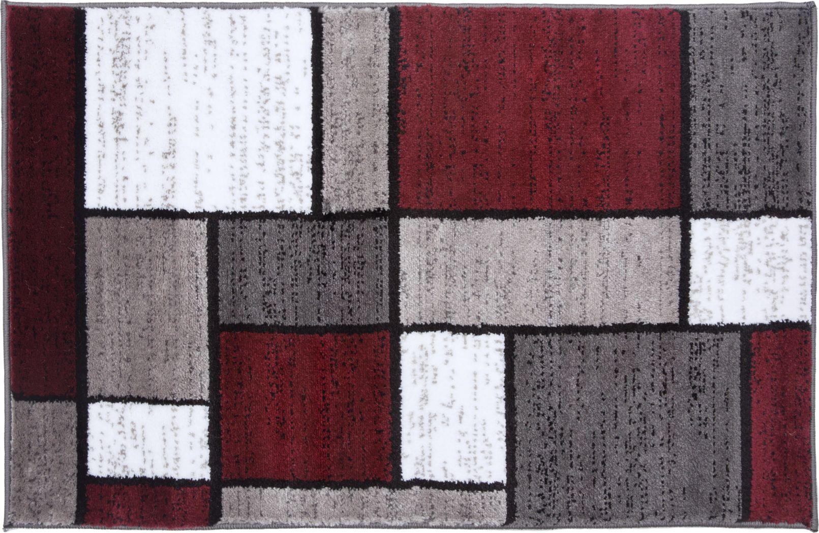 Kylan Red 2' x 3' Rug
