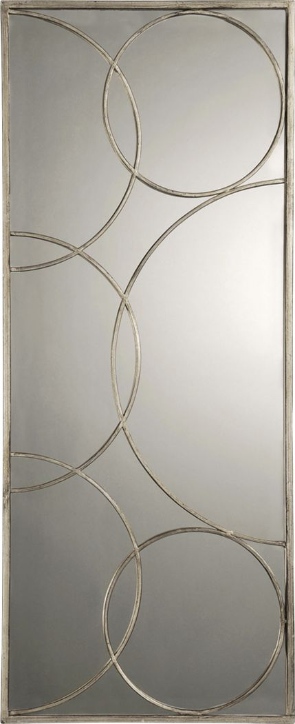 Kyrie Silver Mirror