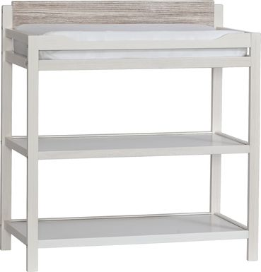 Lachlan White Changing Table