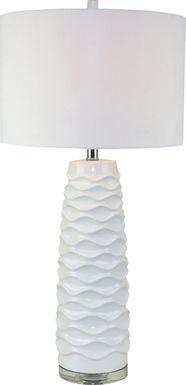 Ladue White Lamp