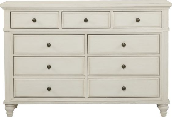 Lake Town Off-White Dresser