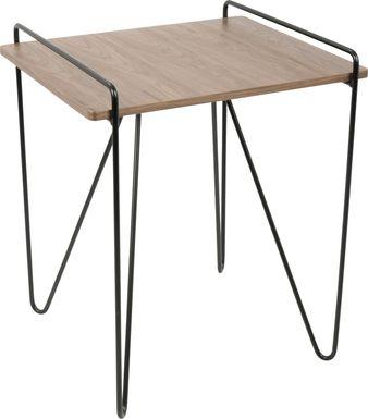 Lakehurst Walnut End Table