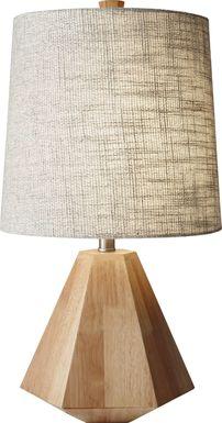 Lakeside Court Natural Lamp