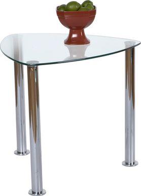 Landmark Metal End Table