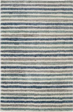 Lanell Blue 8' x 10' Rug