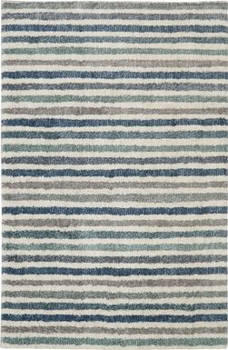 Lanell Blue 8' x 10' Rug