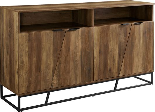 Larchgate Brown Sideboard