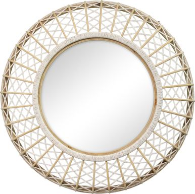 Larona White Mirror