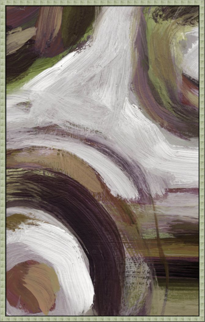 Laswell II Olive Artwork