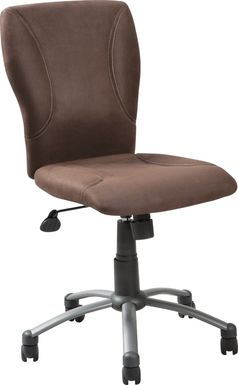 Kids Lawton Brown Desk Chair