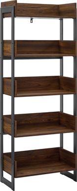 Leadenhall Walnut Bookcase