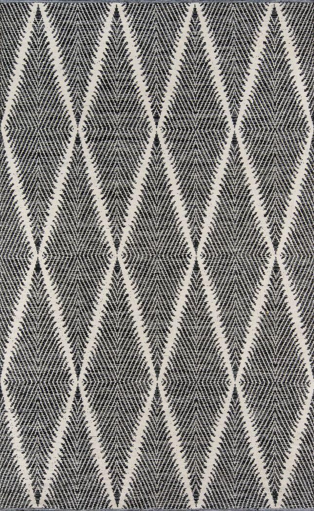 Lealman Valley Black 5' x 8' Rug