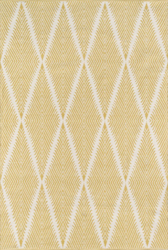Lealman Valley Yellow 3'6 x 5'6 Rug
