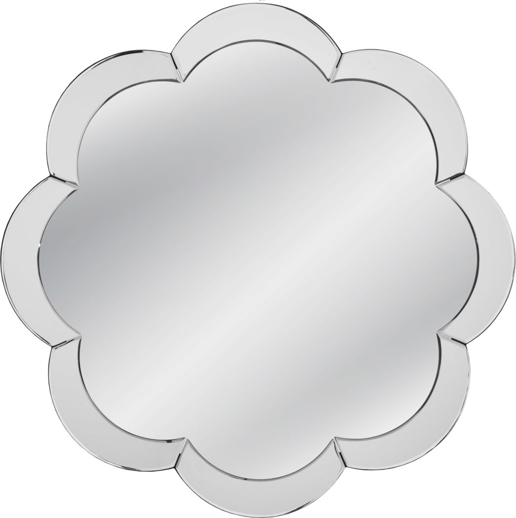 Leamington Silver Mirror