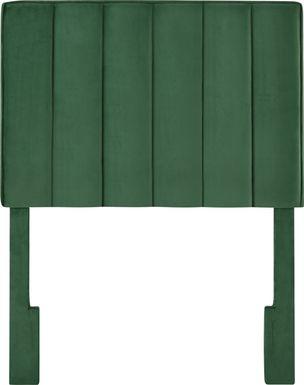 Leasepur Green Twin Headboard