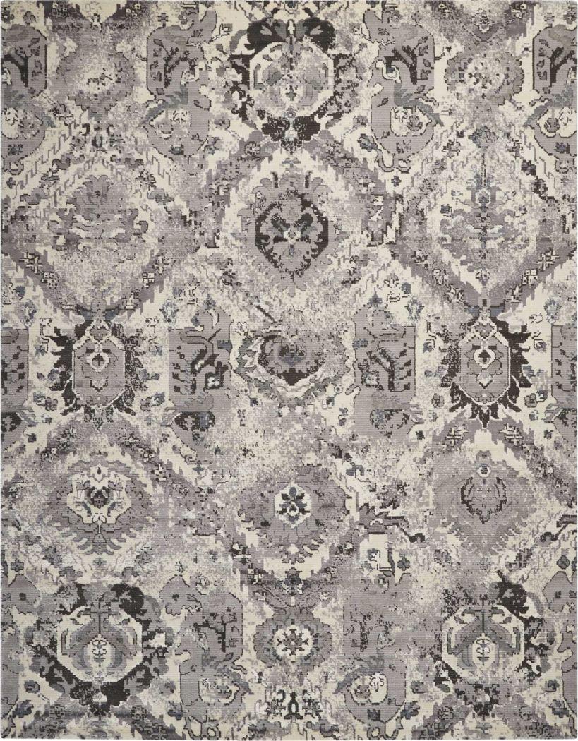 Lembu Gray 5' x 8' Rug