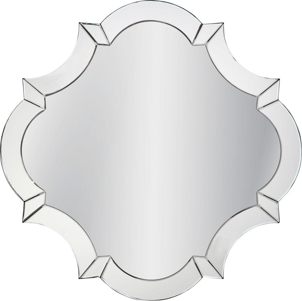 Lemont Silver Mirror