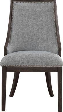 Lenevar Denim Accent Chair