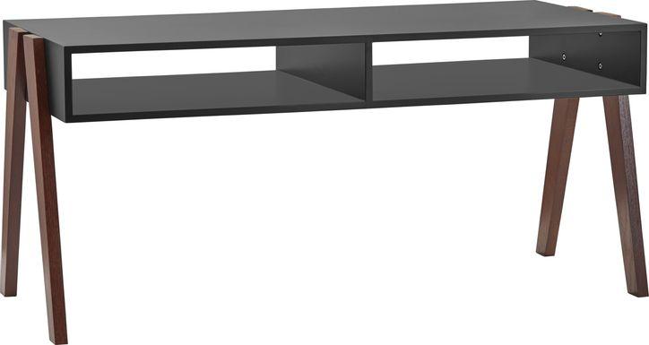 Lerew Black Cocktail Table