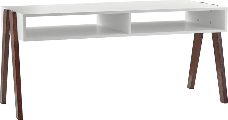 Lerew White Cocktail Table