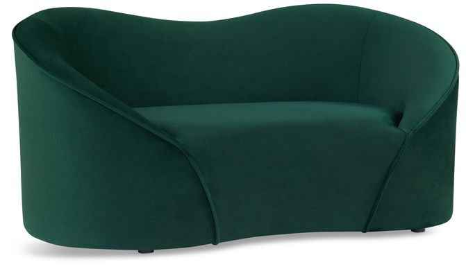 Lessie Green Pet Bed