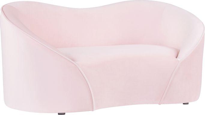 Lessie Pink Pet Bed