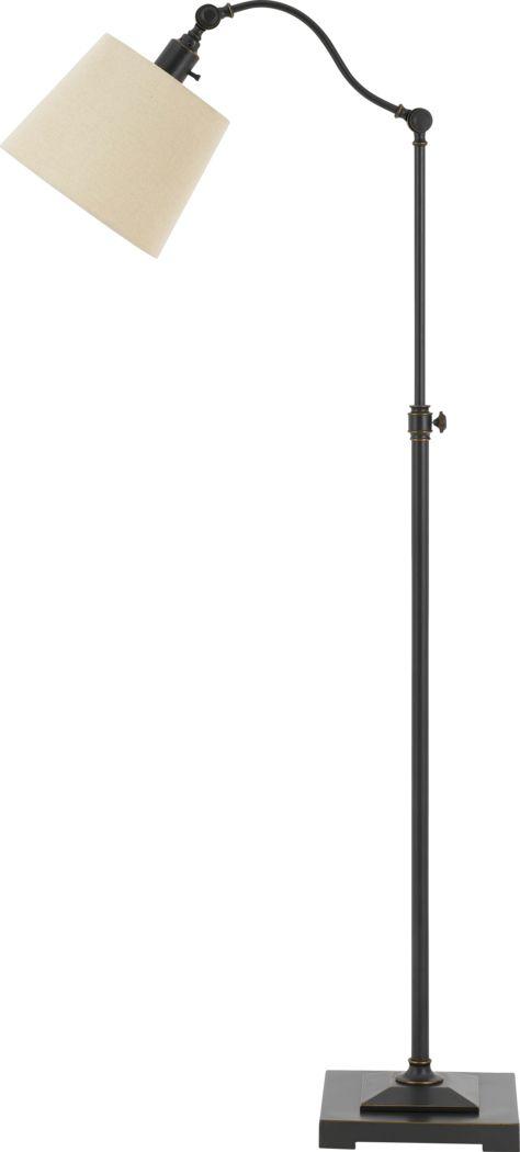 Lillywood Bronze Floor Lamp