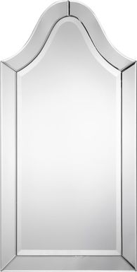 Lilybelle Silver Mirror