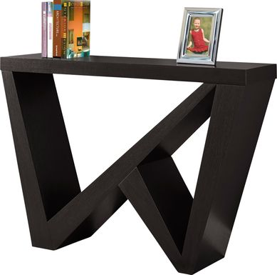 Lindhurst Cappuccino Console Table