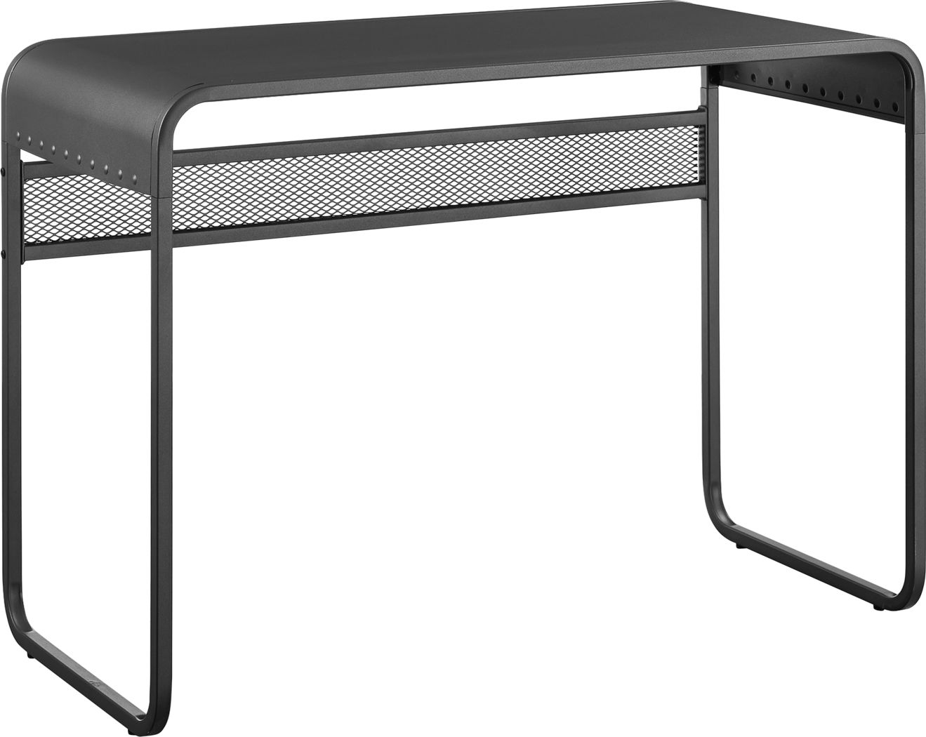 Lindmont Gray Desk
