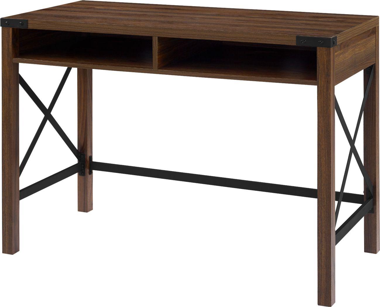 Lindyann Walnut Desk