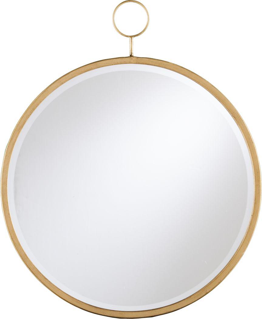 Linnhurst Gold Mirror