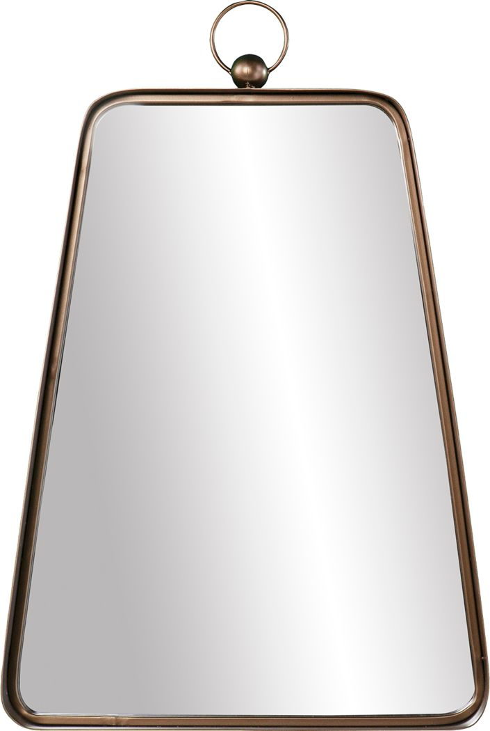 Linpar Bronze Mirror