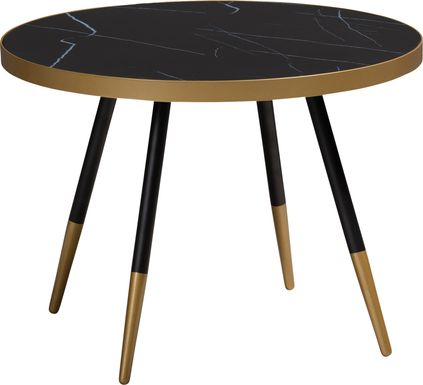 Linstrom Black Cocktail Table