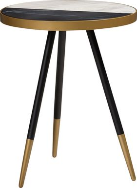 Linstrom Brown End Table