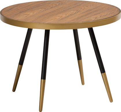 Linstrom Walnut Cocktail Table