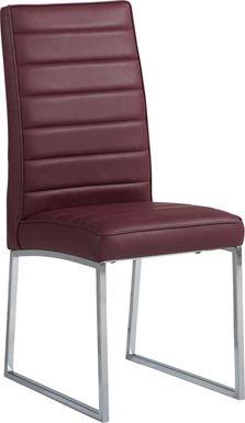 Linton Park Bordeaux Side Chair