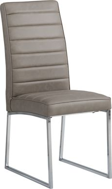 Linton Park Gray Side Chair