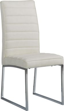 Linton Park Off-White Side Chair