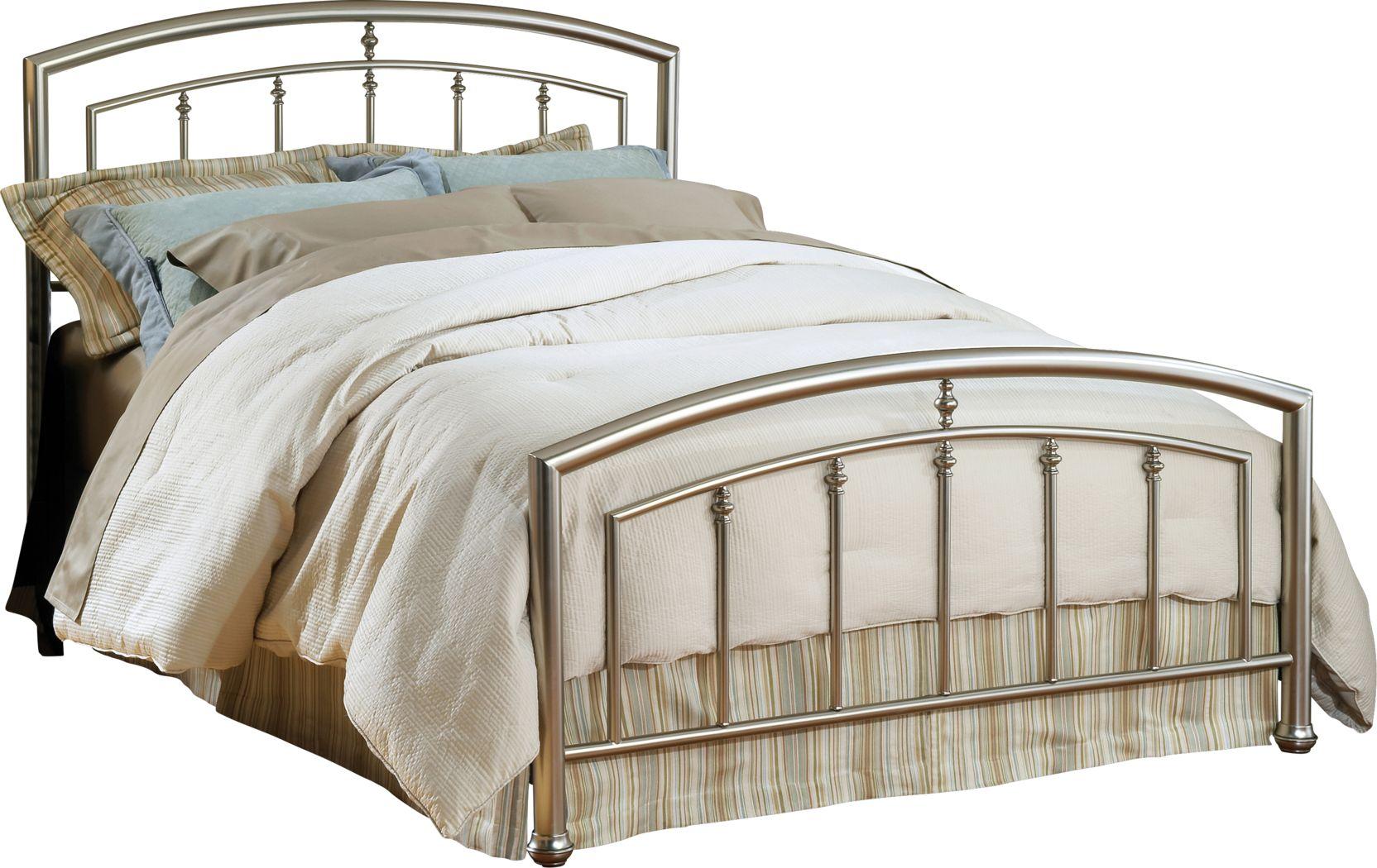 Linvale Platinum Queen Bed