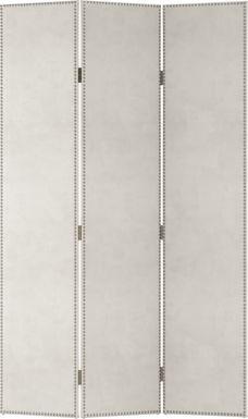 Lisabonna Light Gray Room Screen