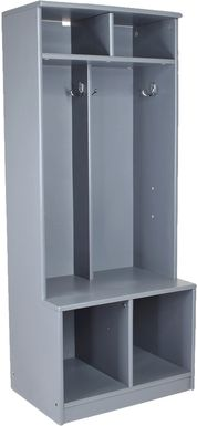 Little Partners Gray My First Cubby Storage Locker