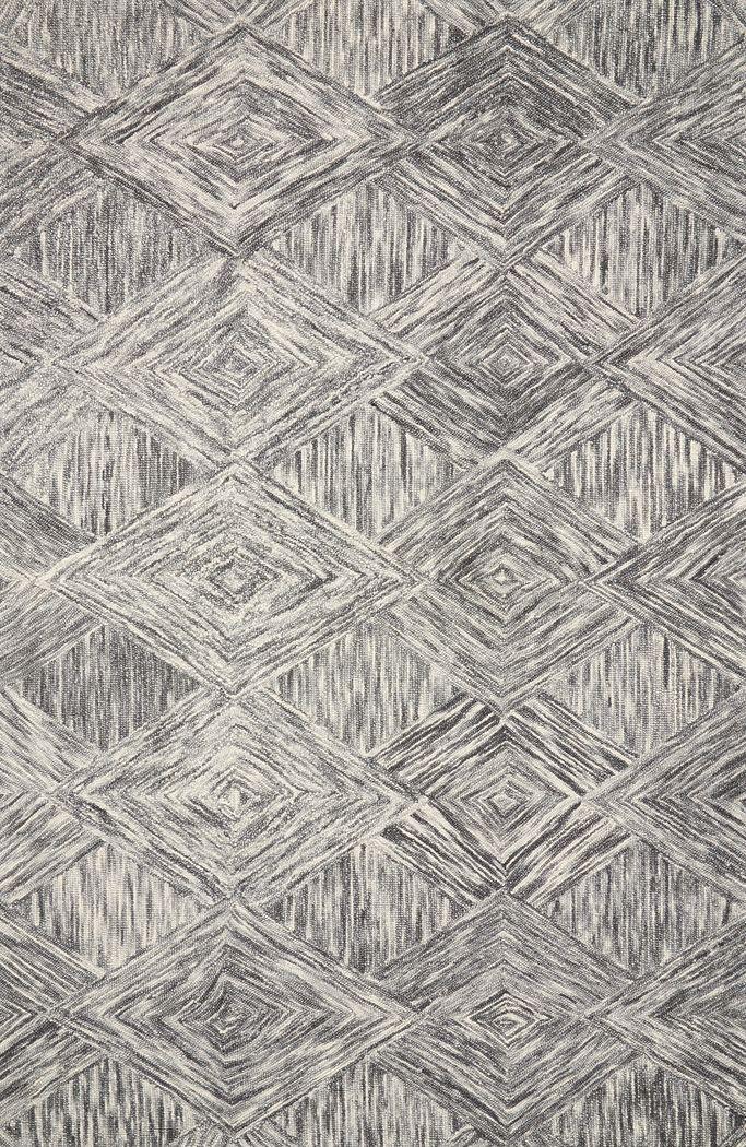 Litzendorf Silver 5' x 7'6 Rug