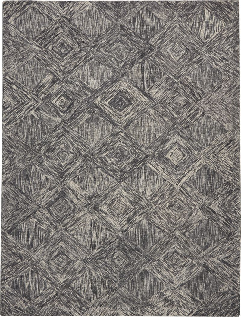 Litzendorf Silver 8' x 10'6  Rug