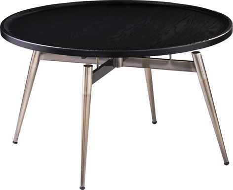 Lockmere Black Cocktail Table
