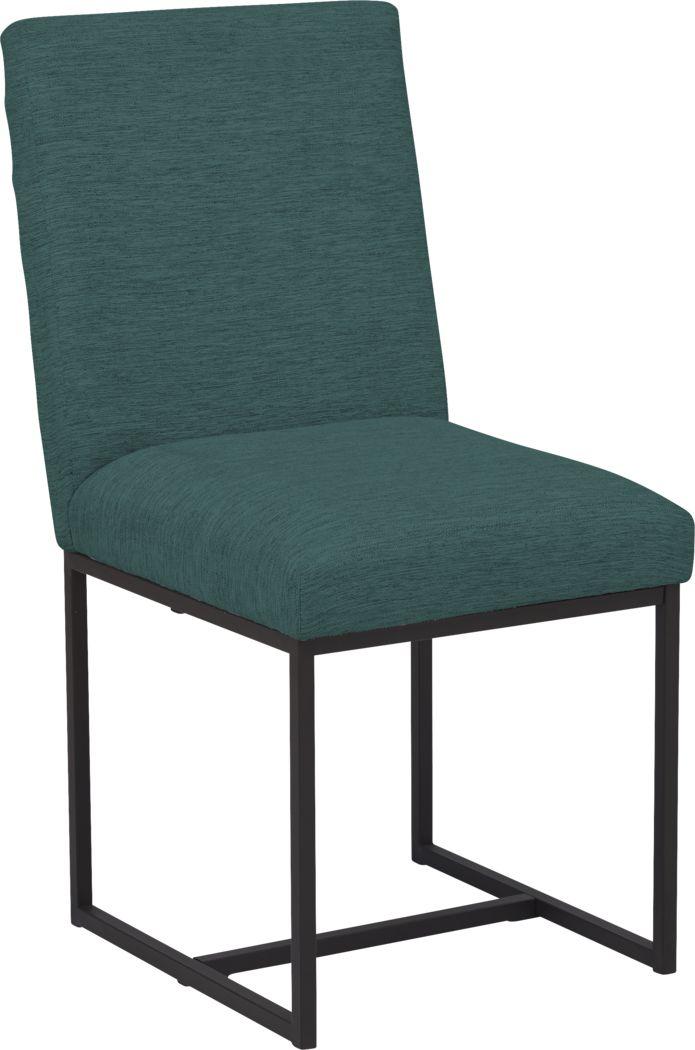 Loft Side Teal Side Chair