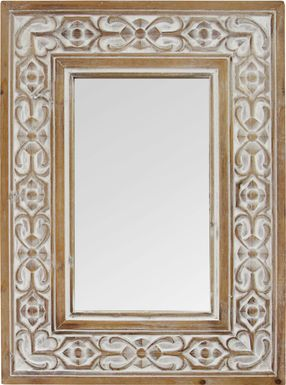 Loghan Natural Mirror