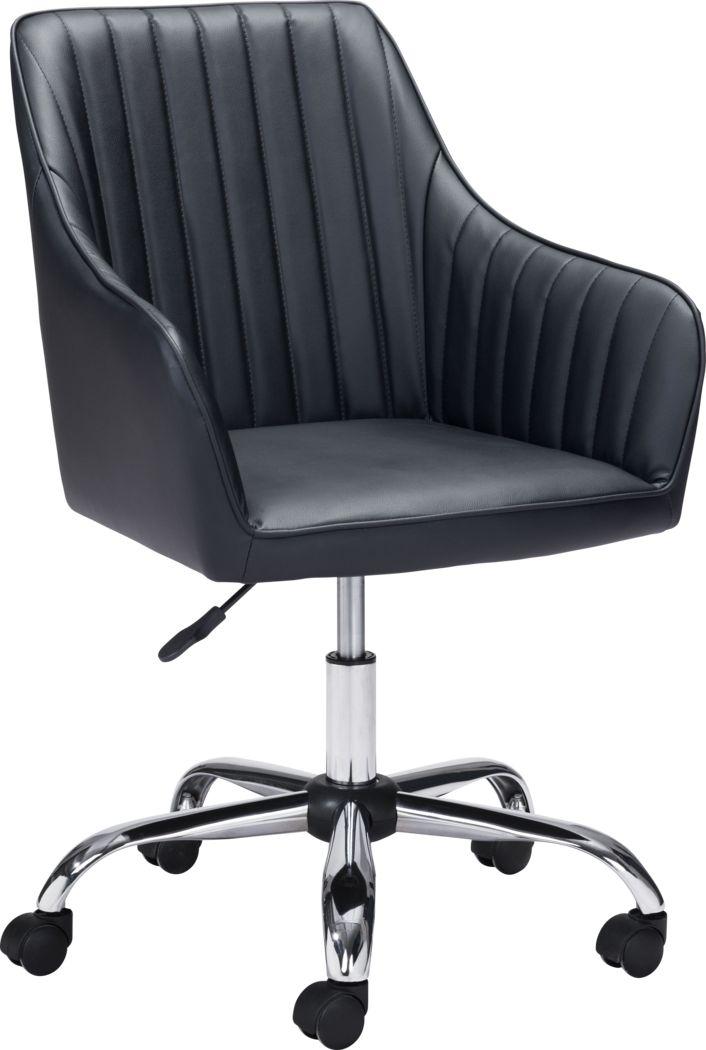 Lohrey Black Office Chair