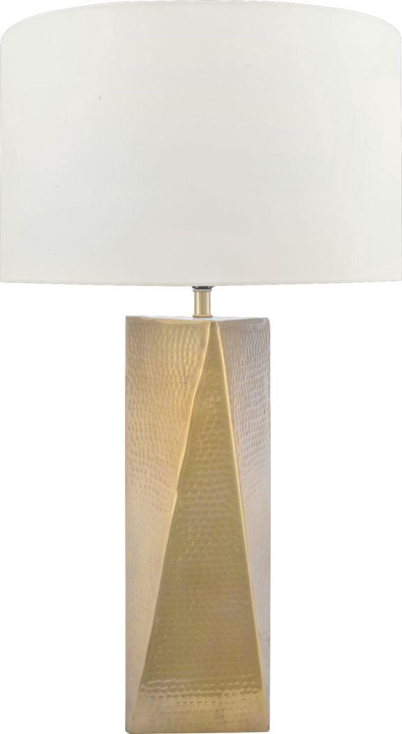 Lolene Gold Lamp