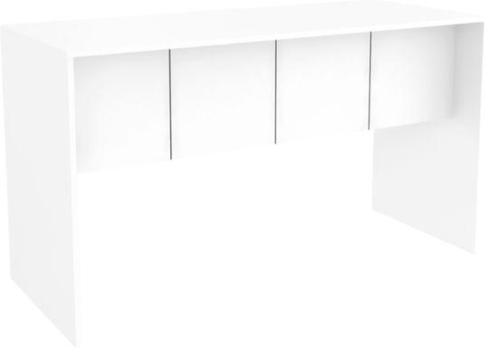 Lopseed White Desk